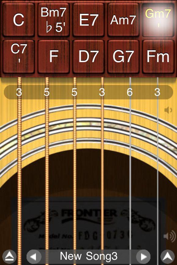 guitarアプリ